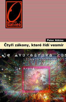 Academia - nakladatelství Čtyři zákony, které řídí vesmír (Peter Atkins) cena od 0,00 €