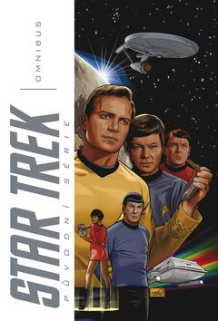 BB/art s.r.o. Omnibus Star Trek (Scott Tipton; David Tipton) cena od 38,74 €