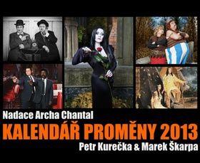 Nadace Archa Chantal Proměny 2013