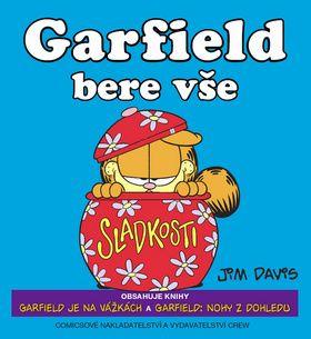 --- Neznámé nakladatelství --- Garfield bere vše (Jim Davis) cena od 16,13 €