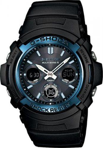 Casio G Shock AWG M100A-1A