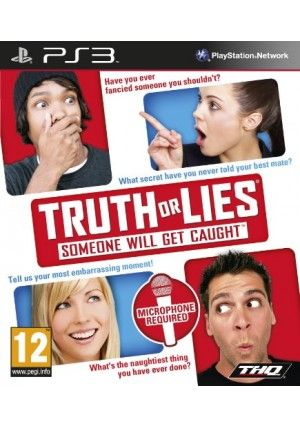 THQ Truth or Lies pro PS3