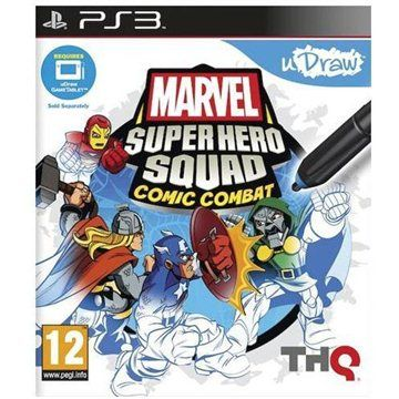 THQ Marvel Super Hero Squad: Comic Combat pro PS3
