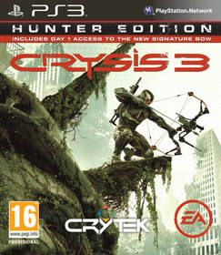 Electronic Arts Crysis 3 pro PS3