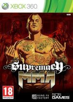 505 GameStreet Supremacy MMA pro XBOX 360 cena od 0,00 €