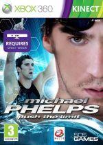 505 GameStreet Michael Phelps Push the Limit pro XBOX 360 cena od 0,00 €