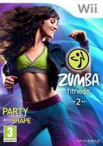 505 GameStreet Zumba Fitness 2 pro Nintendo Wii