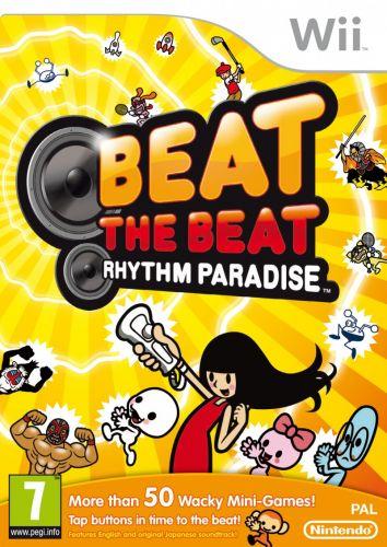 Nintendo Beat the Beat: Rhythm Paradise pro Nintendo Wii