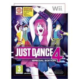 Ubisoft Just Dance 4 pro Nintendo Wii