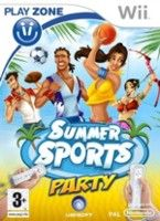 UbiSoft Summer Sports Party pro Nintendo Wii