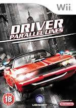 UBI SOFT Driver San Francisco Platinum pro Nintendo Wii