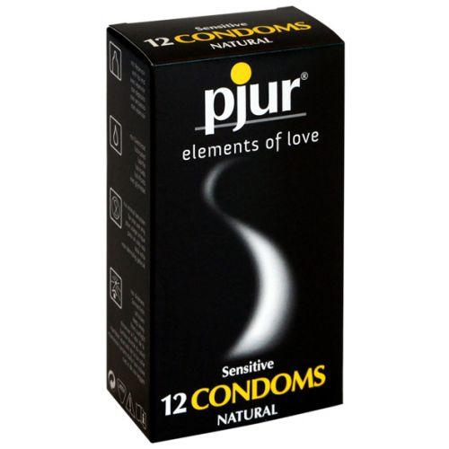 PJUR Sensitive Condoms
