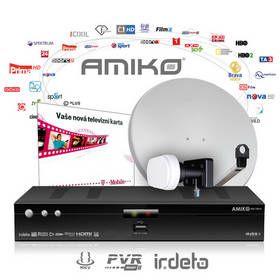 Amiko IRD 7800,80par.