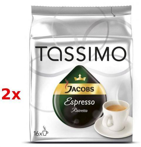 Tasimo Jacobs Espresso Ristretto 16ks