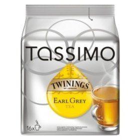 Tassimo Kapsle Twinings Earl Grey tea 16ks
