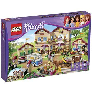 Lego Friends - Prázdninový jezdecký tábor - 3185