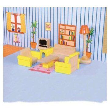Woody Obývací pokoj