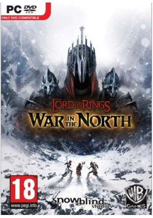 WARNER BROS The Lord of the Rings: War in the North pro PC