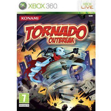 505GAMES Tornado Outbreak pro Xbox 360 cena od 0,00 €
