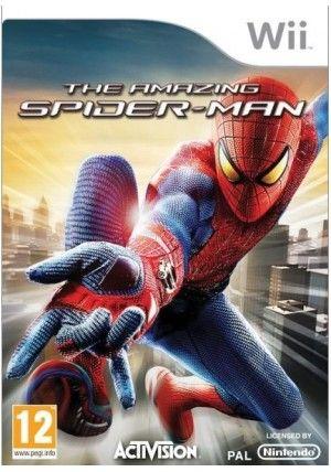 Activision The Amazing Spider-Man pro Nintendo Wii