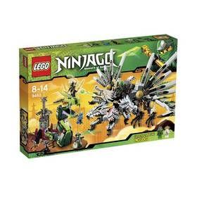 LEGO Ninjago Impozantní dračí bitva 9450