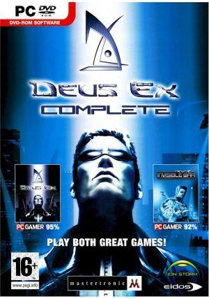 Eidos Deus Ex Complete pro PC