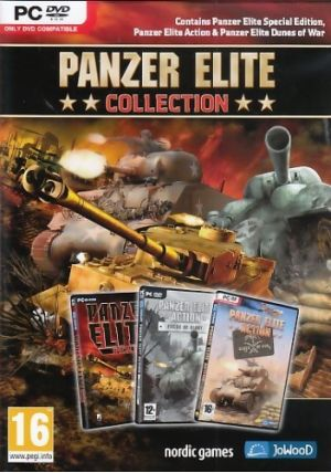 Jowood Panzer Elite Complete Collection pro PC