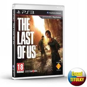 Sony The Last of Us pro PS3