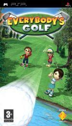 Sony Everybodys Golf pro PSP