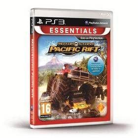 SONY MOTORSTORM: PACIFIC RIFT pro PS3