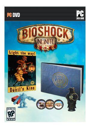 2K Games BioShock: Infinite pro PC cena od 0,00 €
