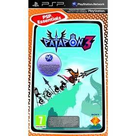 Sony Patapon 3 ESN EAS pro PSP