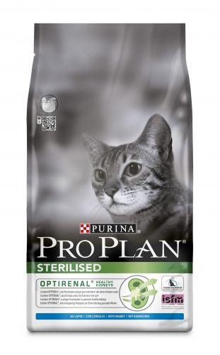 Purina PRO PLAN Cat Sterilised Rabbit 10 kg