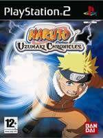 Namco Bandai Games Naruto Uzumaki Chronicles pro PS2