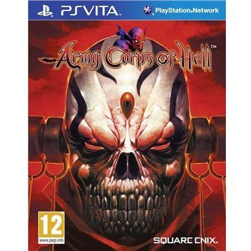 Square Enix Army Corps of Hell pro PS Vita