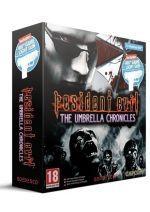 CAPCOM Resident Evil: Umbrella Chronicles pro Nintendo Wii