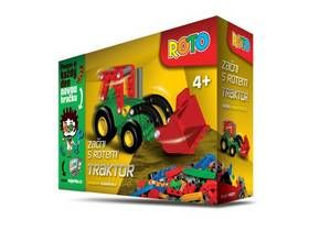 Roto Začni S Rotem! Traktor cena od 0,00 €