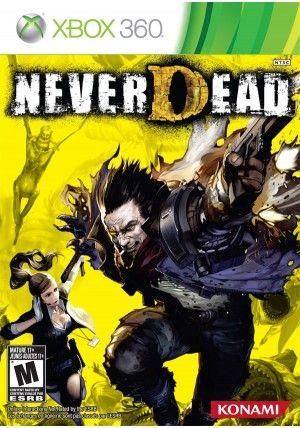 KONAMI Neverdead pro Xbox 360