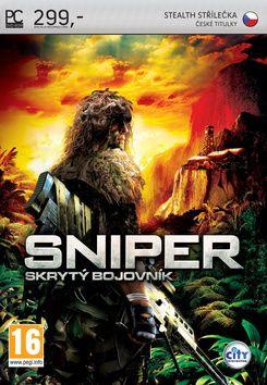 CITY INTERACTIVE Sniper: Skrytý bojovník pro PC