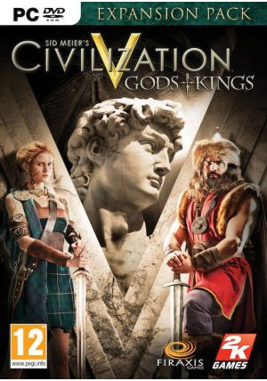 2K GAMES Civilization V: Gods And Kings pro PC