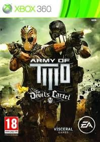 EA GAMES Army of TWO: The Devils Cartel pro Xbox 360
