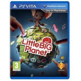 Sony LittleBigPlanet pro PS Vita