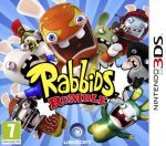 UbiSoft Rabbids Rumble pro Nintendo 3DS