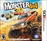 UbiSoft Monster 4x4 pro Nintendo 3DS