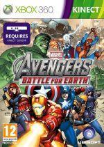UbiSoft Marvel Avengers: Battle for Earth (Kinect ready) pro Xbox 360