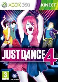 UbiSoft Just Dance 4 pro Xbox 360
