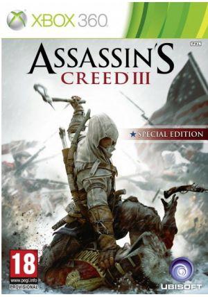 UbiSoft Assassins Creed 3 pro Xbox 360