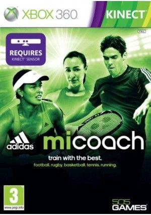 THQ Adidas miCoach: The Basics pro Xbox 360