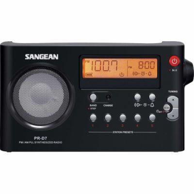 Sangean PR-D7 Pack