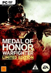 EA Games Medal of Honor: Warfighter pro PC
